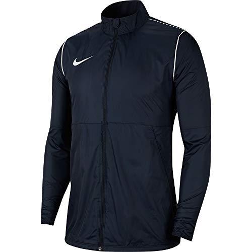 Nike Kinder Park20 Rain Jacket Regenjacke, Obsidian/White/(White), 16-22