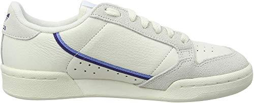 adidas Damen Continental Sneaker, Mehrfarbig (Off White/Running White Ee5557), 39 1/3 EU
