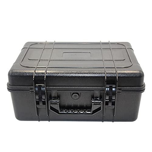 Custodia con Schiuma Borsa for Fotocamera Impermeabile for Tutto Il Tempo Portatile con Schiuma Personalizzabile, Adatta for droni e telecamere