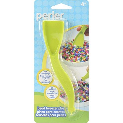 Perler Beads Tweezer Plus Two-in-One Craft Tool, 5.5''