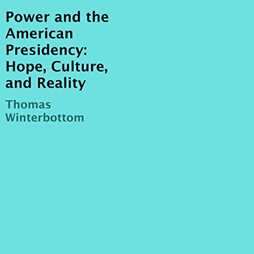 Power and the American Presidency Titelbild