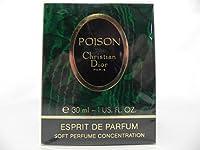 クリスチャンディオール Christian Dior プワゾン POISON エスプリドゥパルファム ボトルタイプ 30ml [並行輸入品]