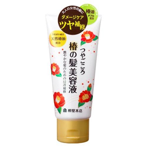 YANAGIYA TSUYAGOKORO Natural Tsubaki Oil Hair Serum 140g (japan import)