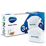 BRITA MAXTRA MAXTRA+ Water Filter Cartridges, White, Pack of 3