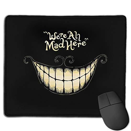 Alice in Wonderland Mouse Pad Overhand Non-Slip Rubber Durable Mouse Mat Office Waterproof