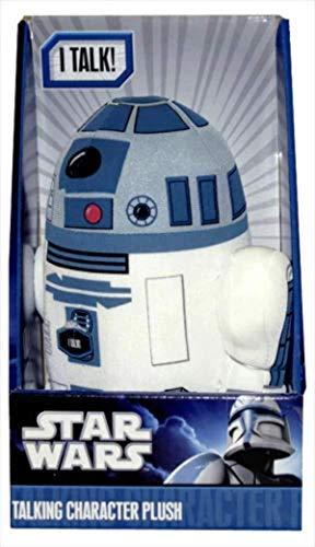 Star Wars - SW02368 - R2-D2, Plüschfigur mit Sound, medium