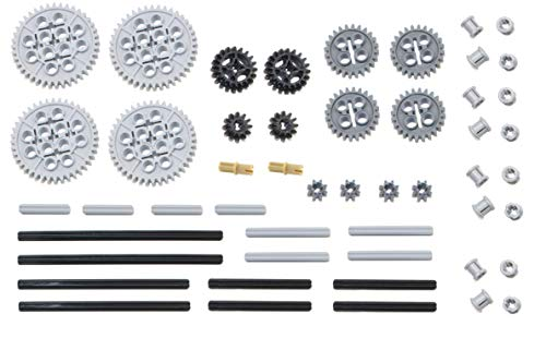 LEGO Parts and Pieces: Technic Gear and Axle Pack
