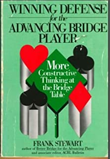 Winning Defence for the Advancing Bridge Player