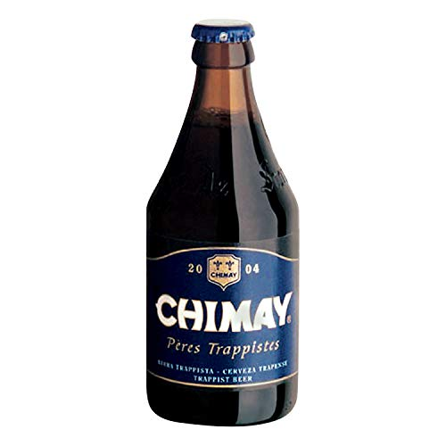 Chimay azul botella