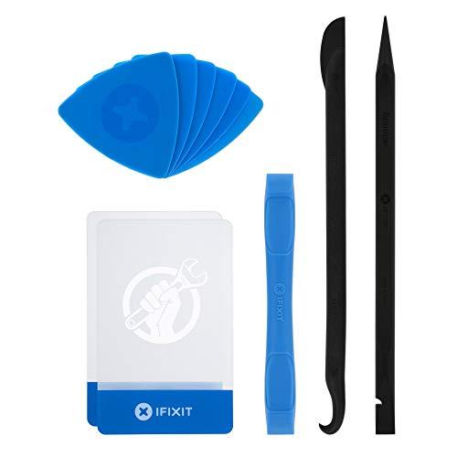 iFixit Prying and Opening Tool Assortment, Werkzeugset zum Hebeln, Öffnen und Reparieren von elektronischen Geräten wie Smartphones, Tablets, etc