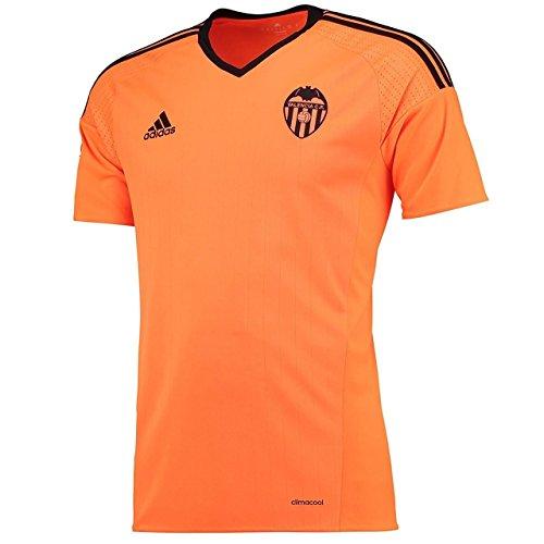 adidas 3ª Equipación Valencia CF Camiseta, Hombre, Naranja (Narsol), L