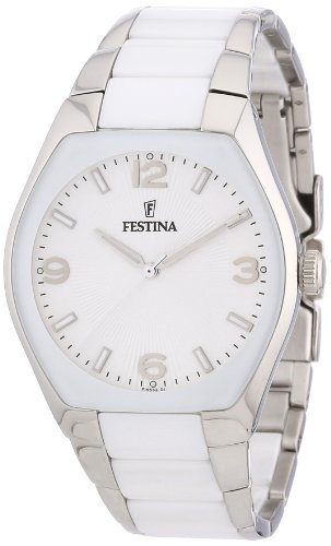 Festina F16532/1 - Reloj analógico de cuarzo unisex con cor