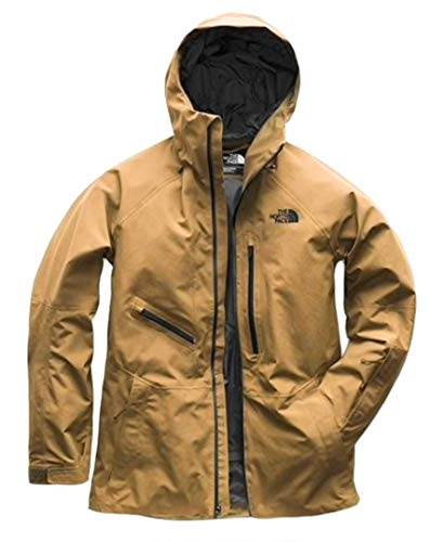 The Norh Face Men Thermoball Snow Triclimate Jacket in Beech Green Large