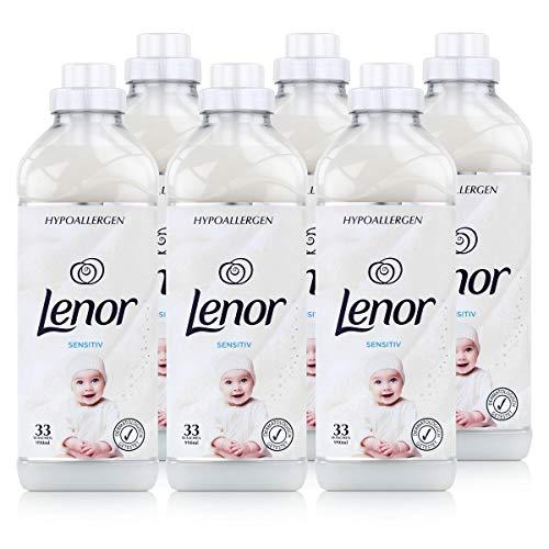 Lenor Gentle Touch Pure Care Weichspüler (6 x 990ml)
