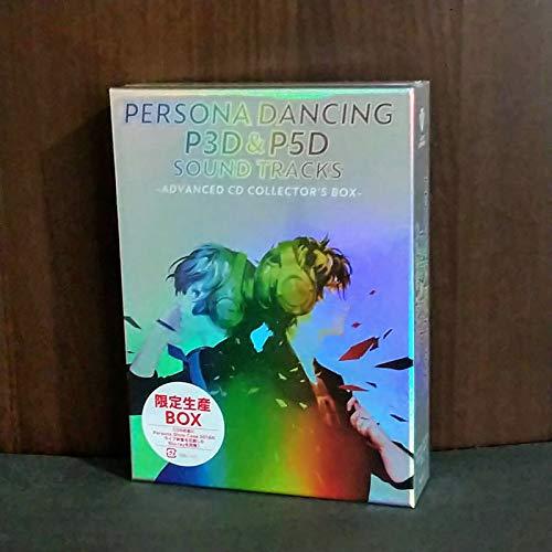 Persona Dancing P3d & P5d / O.S.T.