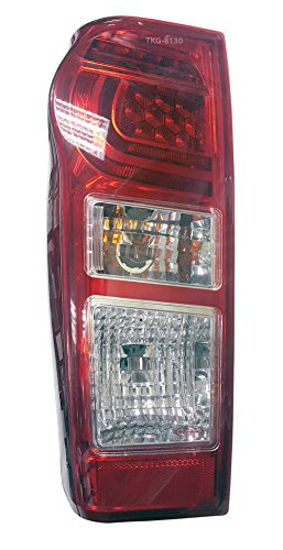 K1AutoParts 1 Left Side Rear Taillights Tail Light Lamps (For L.E.D Brake Light) For Isuzu D-max Dmax 2016 2017 2018