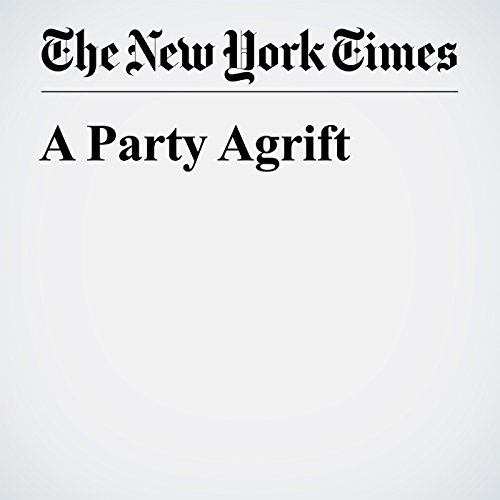 A Party Agrift cover art