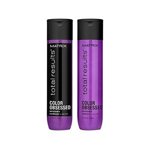 Matrix Gesamt Ergebnisse Farbe Besessen Shampoo Und Conditioner (2x300ml)