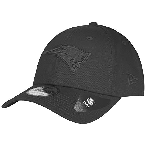 New Era Herren 9Forty New England Patriots Kappe, Black, One Size