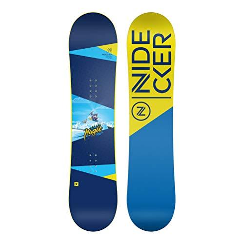 Nidecker Snowboard Freestyle Micron Magic 120 2019 pour enfant