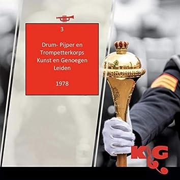 Drum-Pijper en Trompetterkorps Kunst en Genoegen Leiden