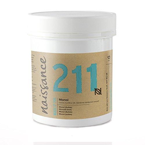 Naissance Aceite Macerado de Monoi 100g - 100% natural, vegano y no OGM