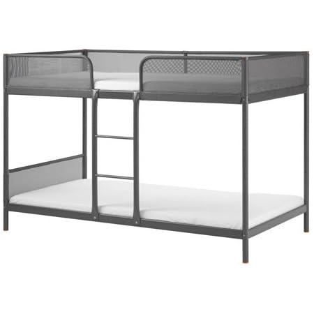 Amazon Com Ikea Tuffing Bunk Bed Frame Furniture Decor