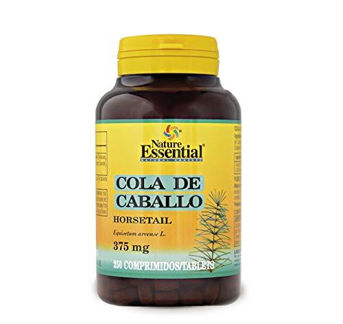 Cola de caballo 375 mg. 250 tabletas