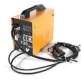 Zoom IMG-2 saldatrice mig 130 elettrodi professionale