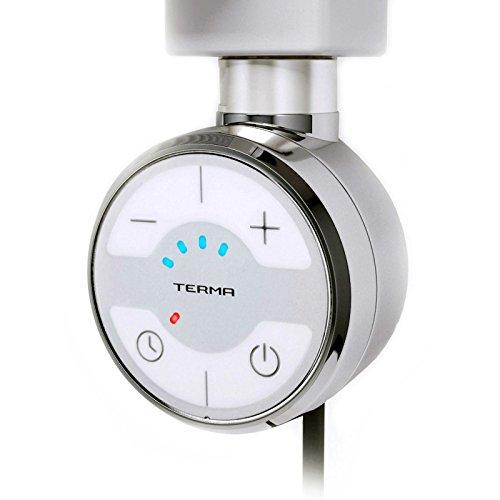Thermostat für beheizbare Handtuchhalter, 600W, Chrom