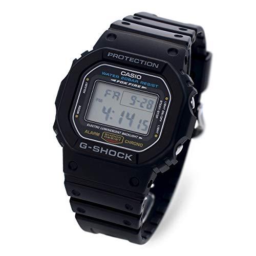 [ジーショック] G-SHOCK メンズ DW-5600E-1 JWell ジェイウェル