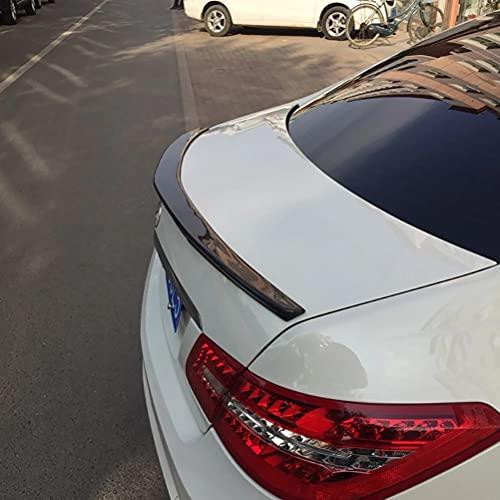 Alerón trasero de plástico ABS para Mercedes-Benz W212 4 puertas E320L E260L E300L E63 2008-2015