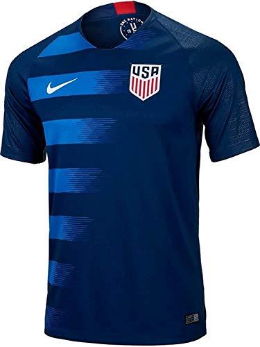 Nike Youth U.S.A. Away Soccer Stadium Jersey 2018-19/サッカーユニフォーム アメリカ ジュニア向け (US Youth- Large)