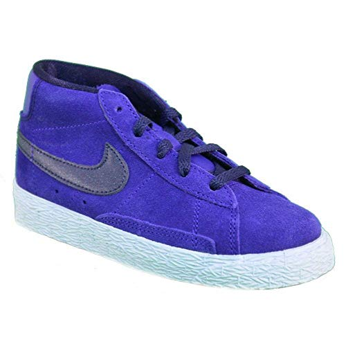 Nike Blazer Mid Vintage PS Scarpe Bambina Viola 549552 28.5 EU