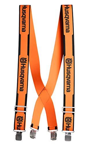 Husqvarna kettingzaag bretels met metalen clips