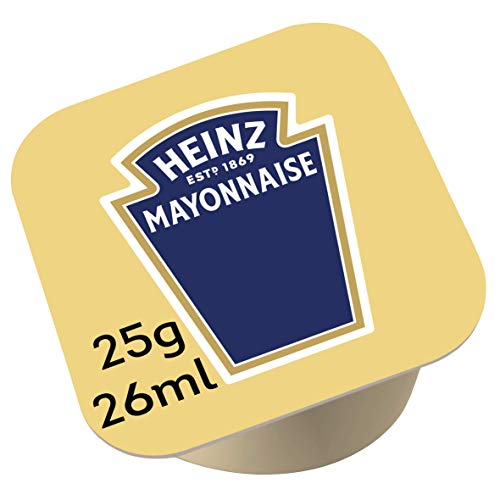 Heinz Mayonnaise Coupelle 25g x 100