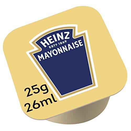 Heinz Mayonnaise schaal, 25 g, 100 stuks