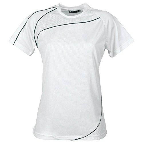 Functioneel shirt, damesshirt, T-shirt, sneldrogend, getailleerd, verschillende kleuren, merk Schwarzzwolf outdoor, product Cool FASHION WOMEN