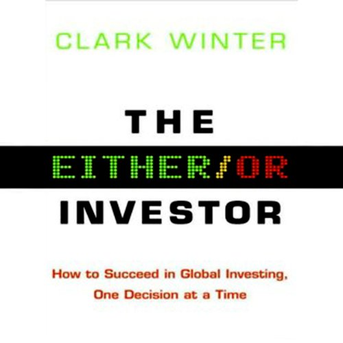 The Either/Or Investor audiobook cover art