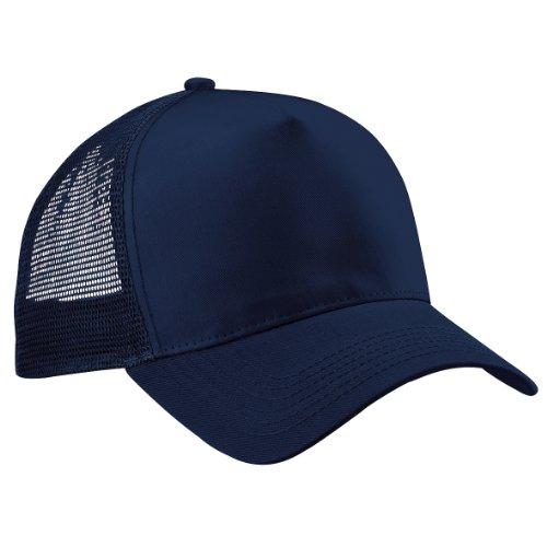 Beechfield - Casquette - Homme (Taille unique) (Bleu marine)