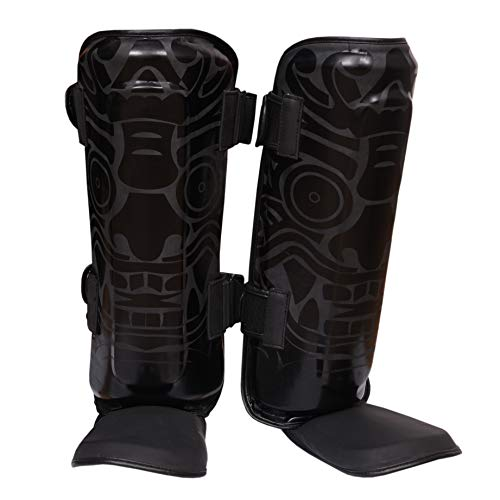 Professional Choice Boxen Schienbeinschoner Muay Thai Schienbeinschutz Kampfsport Kickboxen Schienbeinschützer Spannschützer MMA Krav MAGA Training