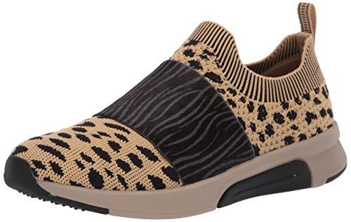Mark Nason Los Angeles Women's Abbe Sneaker, Cheetah, 5 M US