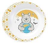 Tigex Assiette Blanc Motif Winnie The Pooh