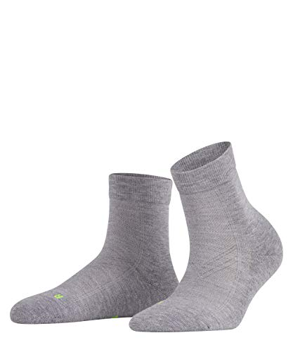 FALKE Damen Cool Kick W SSO Socken, Grau (Light Grey 3400), 37-38