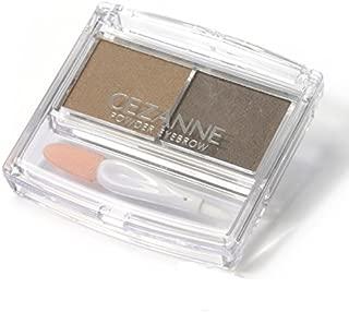 Cezanne Make Up Powder Eyebrow R - Olive Brown