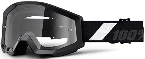 100% Strata Unisex Enduro Brille, Goliath/klare Linse