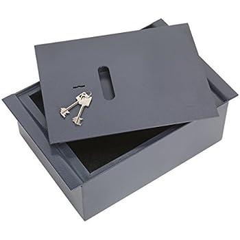 Sealey SKFS01 - Caja fuerte (tamaño: 260x400x140mm): Amazon.es ...
