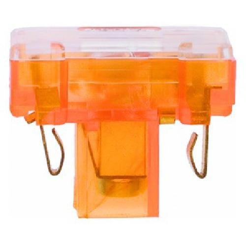 Hager 167504 Lampe Neon mit terminal-n 230 V 0,4 mA Orange