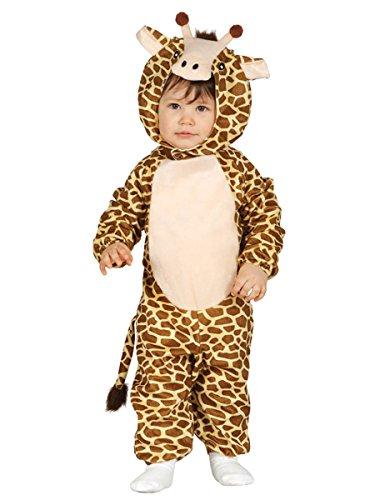Leuk giraffe kostuum voor baby
