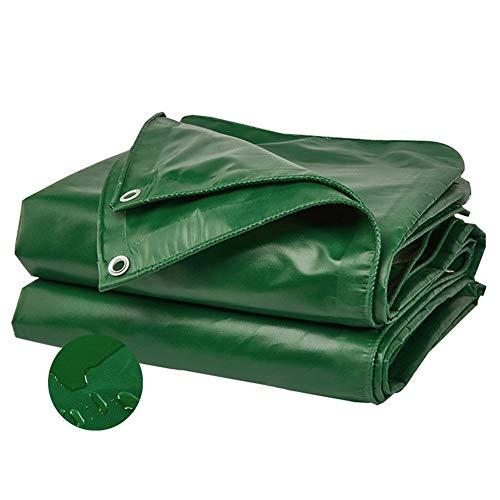 SHIJINHAO Abdeckplane Holz Verdickte PVC-Plane 0.4mm wasserdichte Sonnenschutz und Windschutzscheibe, Dachzelt for die Fahrzeug- und Schiffslagerhalle, Regen-Vorhang for Courtyard Camping-Zelt